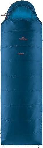 FERRINO lumièreec 900SQ Sac de Couchage, Bleu, L