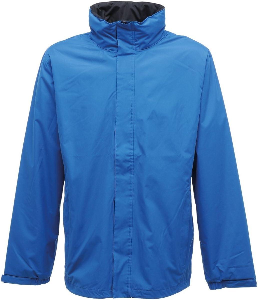 Regatta Mens Standout Ardmore Jacket (Waterproof & Windproof) (S) (Oxford Blue/Seal Grey)