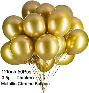 Best chrome balloons gold Reviews
