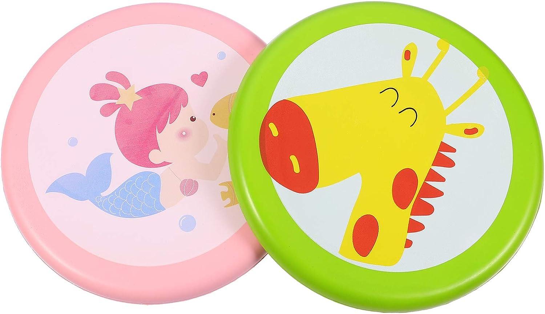 BESPORTBLE 2pcs Creative Golf Disc Starter Flying Japan's Outlet ☆ Free Shipping largest assortment Set