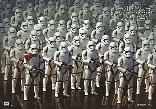 Grupo Erik Editores   Vade Escolar Star Wars Stormtroopers