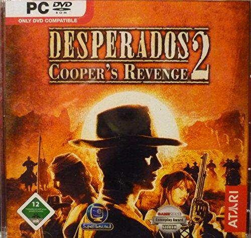 Desperados 2, Cooper's Revenge