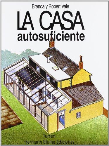 La casa autosuficiente: 1 (Arquitectura)