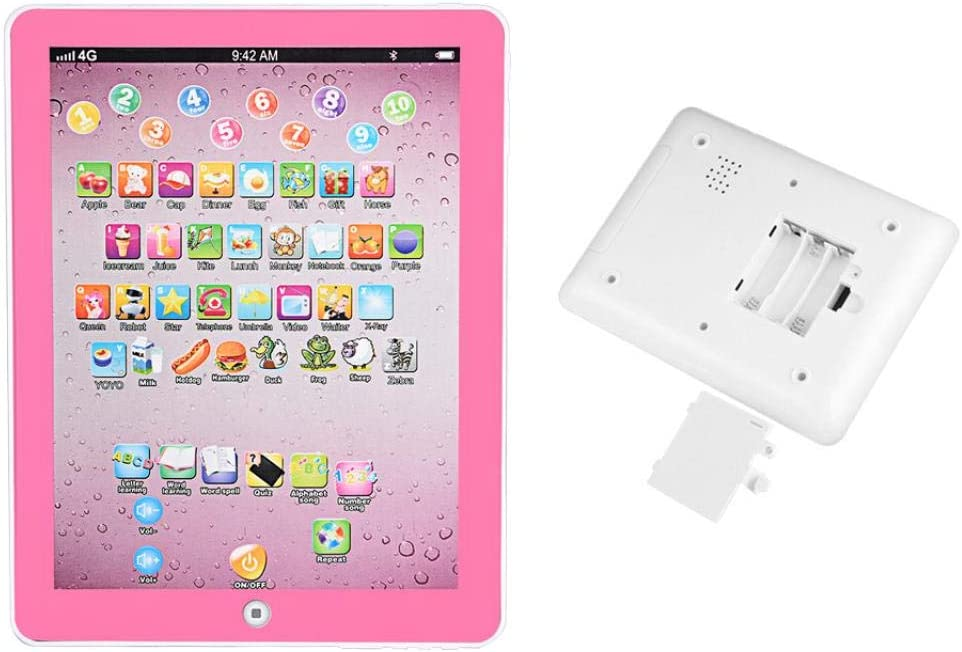 CYCY Toddler Tablet Courier shipping free shipping Choice Learning Pad Language E New Version English