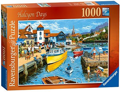 Halcyon Days - 1000pc Puzzle - 70x50cm - RB19510