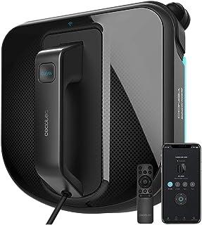 Cecotec Robot Limpiacristales Conga WinDroid 980 Connected, iTech WinSquare: Navegación inteligente, APP, Mopa vibratoria,...