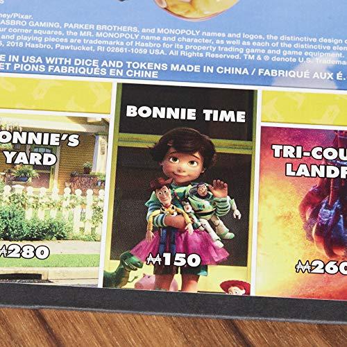 Monopoly: Histoire de Jouets (Toy Story) - 8