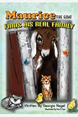 Maurice the Goat Finds His Real Family Kindle Edition