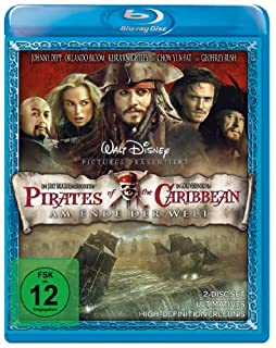 Fluch der Karibik 3: Pirates of the Caribbean - Am Ende der Welt (2 Discs) [Blu-ray]