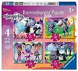 Ravensburger Disney Vampirina Puzzles 4 dans Une boîte (12, 16, 20, 24 pièces)