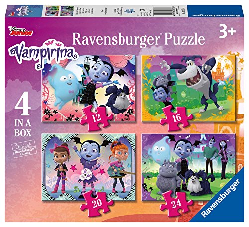 Ravensburger - Puzzle 4 in 1