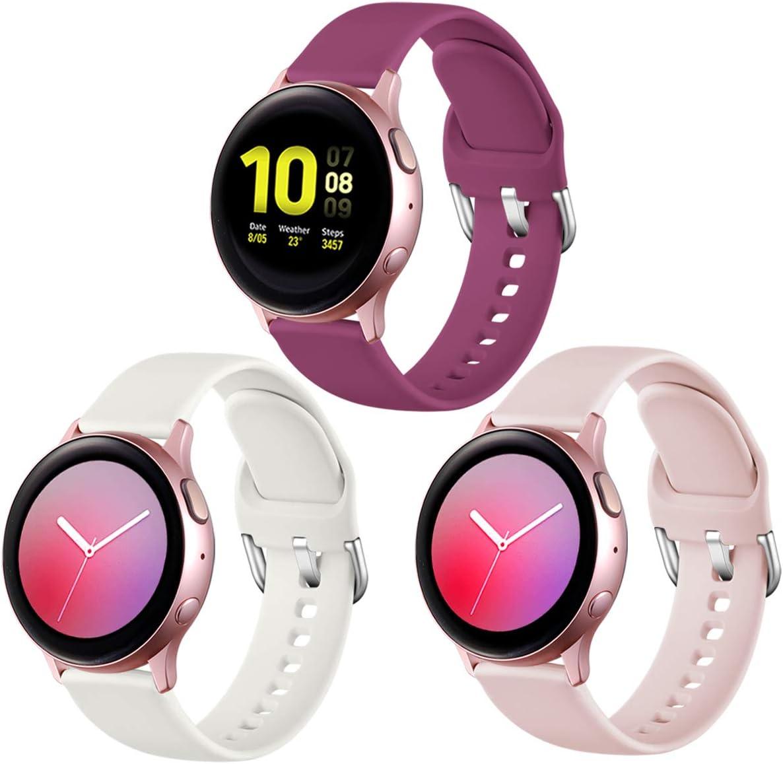 Malla Para Galaxy Watch Active/active2 Small Pack 3 (4CHS)