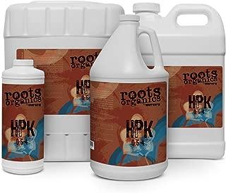 Roots Organics HPK 0-4 - 3 Roots Organics HPK Bat Guano & K-Mag 5 Gallon