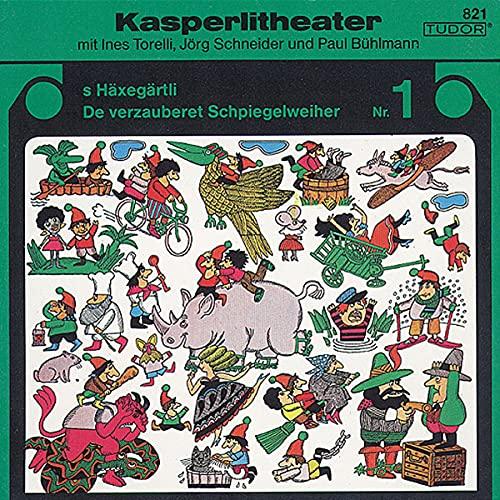 Kasperlitheater Nr. 1 [Punch and Judy Theater 1] Titelbild