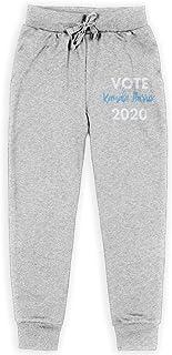 Yuanmeiju Vote Kamala Harris Boys Pantalones Deportivos,Pantalones Deportivos for Teens Boys Girls