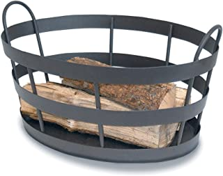 Minuteman International BIN-02G Log Basket, Graphite