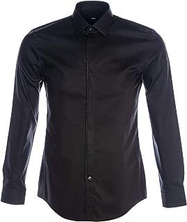 BOSS Javis Shirt in Black