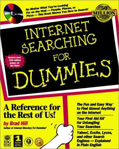 Internet Searching For Dummies?