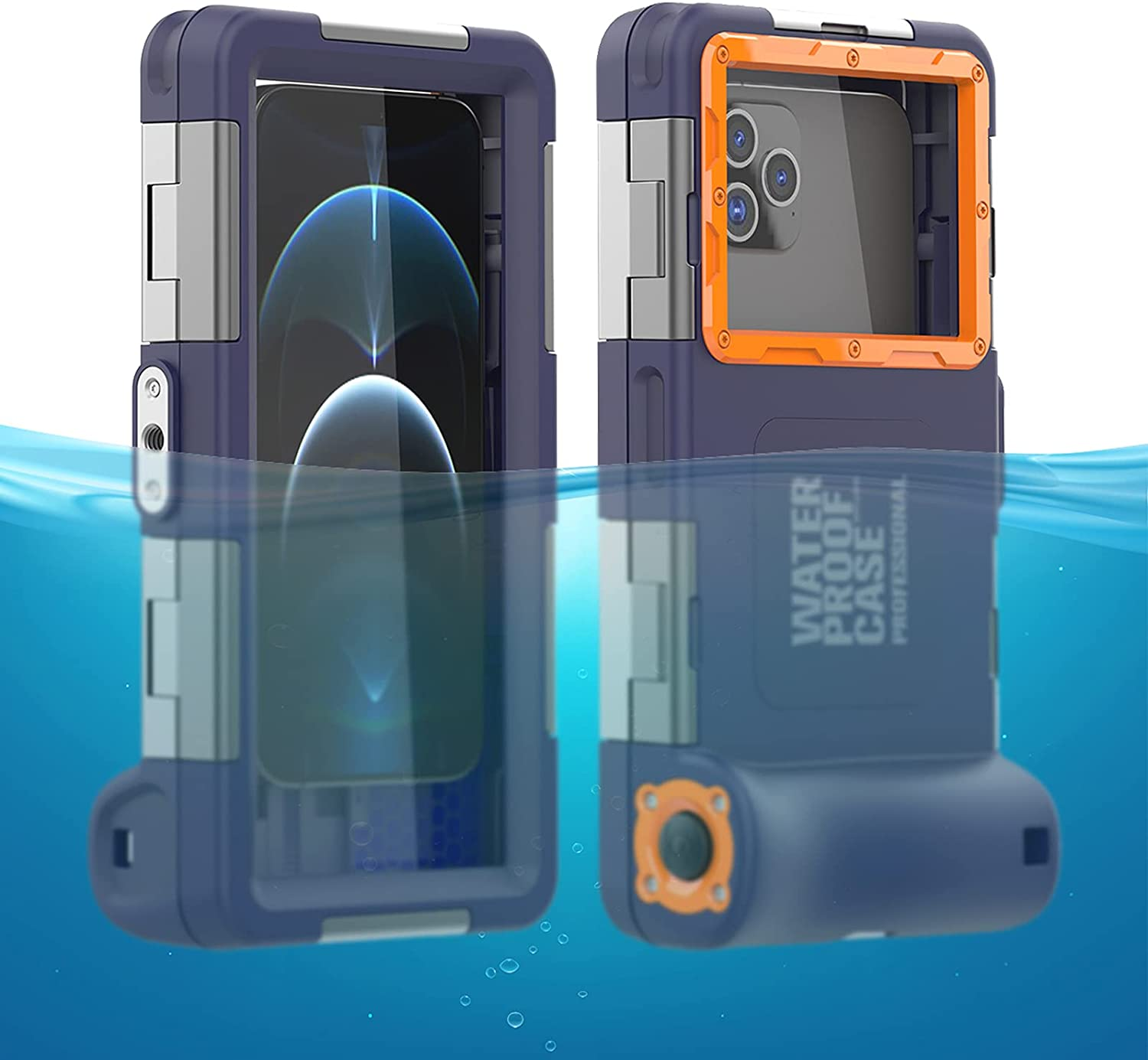 Waterproof Phone Case – 50ft Professional Year-end annual account security Protec