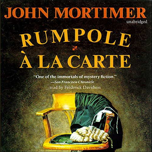 Rumpole à la Carte cover art