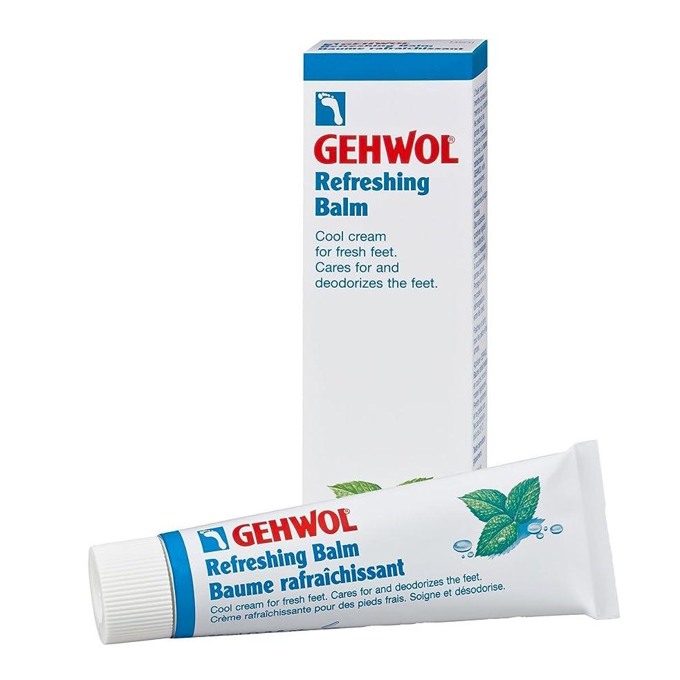 異常な屋内に対応Gehwol Refreshing Balm 75ml [並行輸入品]