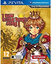 New Little Kings Story By Konami, Playstation Portable