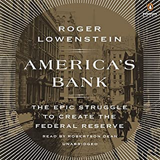 America's Bank cover art