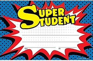 Teacher Created Resources Superhero Super Student Awards (5569)