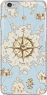 [bodenbaum] nova 3 PAR-LX9 ハードケース HUAWEI ファーウェイ ノバスリー SIMフリー スマホケース 地図 コンパス マップ hard-a285 (A.ブルー)