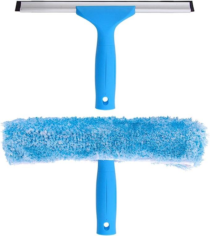 6734 opinioni per MR.SIGA 25cm Window Cleaning Combo- Squeegee & Microfiber Window Washer