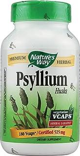 Psyllium Husks 180 vcaps