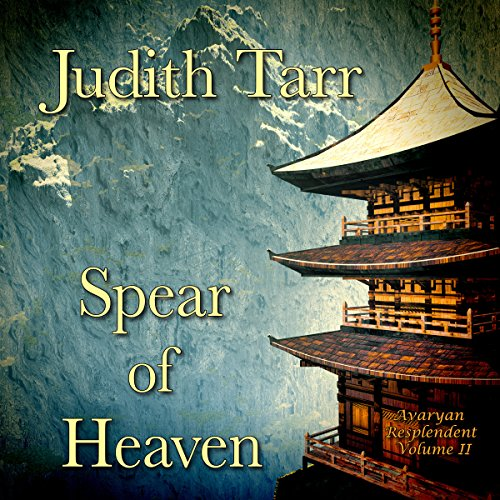 Spear of Heaven audiobook cover art