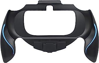 OSTENT Durable Joypad Bracket Holder Case Hand Grip Handle Compatible for Sony PSV PS Vita Color Blue