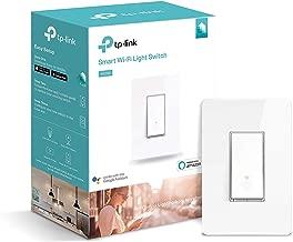 Kasa Smart Light Switch by TP-Link,Single Pole,Needs Neutral Wire,2.4Ghz WiFi Light..