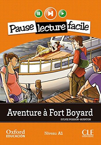 Aventure à Fort Boyard. Pack (Lecture + CD-Audio) (Mise En Scène) - 9782090314212