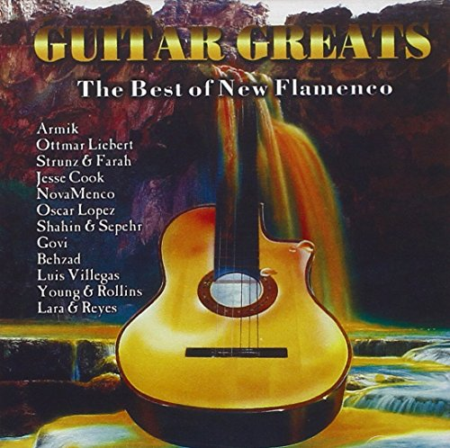 Guitar Greats:New Flamenco