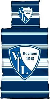VfL Bochum Bettwäsche Pierre 135x20080x80
