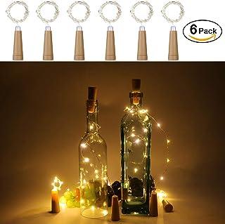 Amazon.es: luces led para botellas