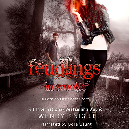 Feudlings in Smoke audiobook cover art
