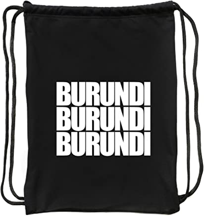 Eddany Burundi three words Bolsa deportiva