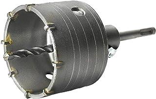 S&R Kärnborrkrona/betonghålssåg set Ø 82 mm + SDS PLUS-adapter + centreringspunkt 8 x 110 mm