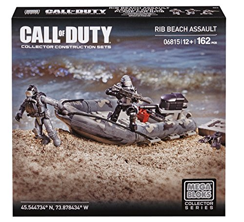 Mega Bloks 06815 Call of Duty Lancha de asalto
