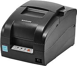 Bixolon SRP-275IIICOSG Series Srp-275III Impact Printer, Serial Interface, USB, Auto Cutter, Black