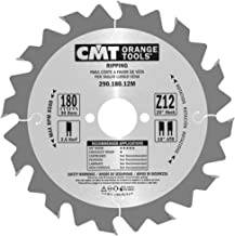 CMT Orange Tools 290,180.12 m-sega Circular 180 x 2.6 x 30 Z 12 Atb 20 Degrees