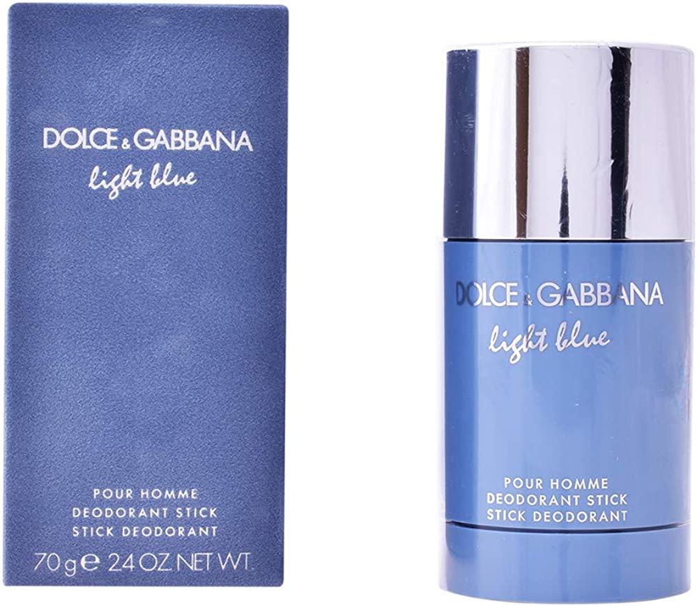 Dolce & gabbana d&g dg light blue pour homme deo stick 3423473020486