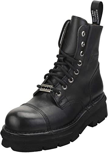 New Rock Military Stylish Stiefel Unisex Stiefel Klassisch