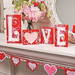 valentine signs for wreaths