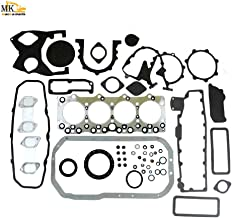 Full Gasket Set Z5878102172 Z5878104601 Z-5-87810-460-1 Z-5-87810-217-2 Fits for Isuzu 4BB1 4BD1 4BC2 Engine Parts
