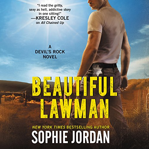 Beautiful Lawman audiobook cover art