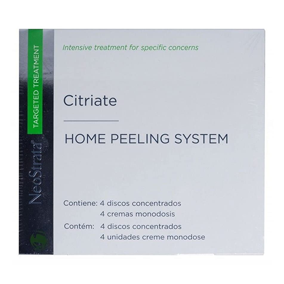 十分なランク優雅Neostrata Home Peeling System 4monodosis [並行輸入品]